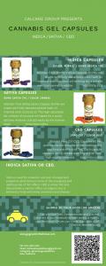 CalCare Indica Sativa THC CBD