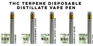 Vape Pen Terpene THC