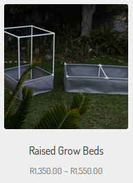 Raised Grow Beds