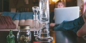 Cannabis bongs