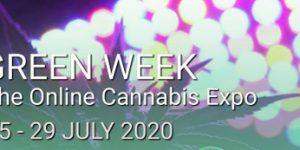 Tehe Green Week Cannabis Expo